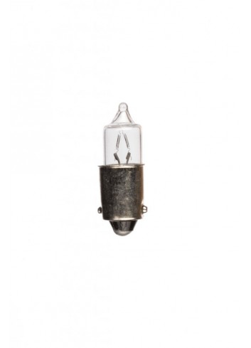 Ampoule 12V Osram Ampoule 1 fil - 12V 6W Bax9s x10