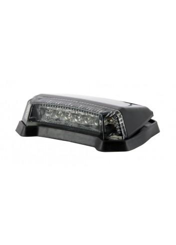 Universel  Feu Arriere Universel 6 LED 12V 0.1W/0.5W Fixation 60mm E4 / Long: 90mm Large: 60mm