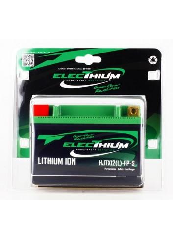 Lithium Electhium Batterie Lithium HJTX12LFP-S - YTX12-BS