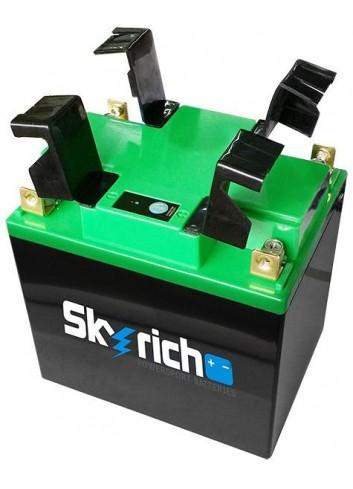 Lithium Skyrich Batterie Lithium U1/ U1R Motoculture avec bouton ON/OFF - 4 bornes