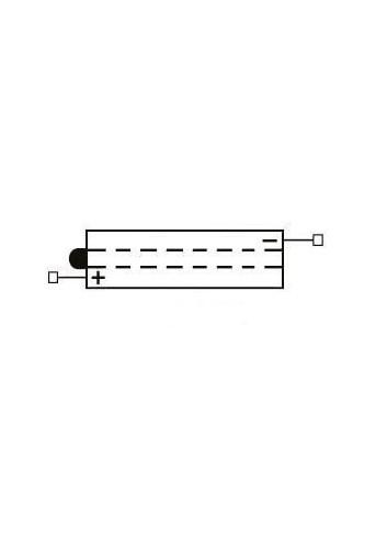 Batt Avec Entretien Yuasa Batterie 6N2-2A-4 Conventionnelle Avec Entretien - Livree Sans Acide