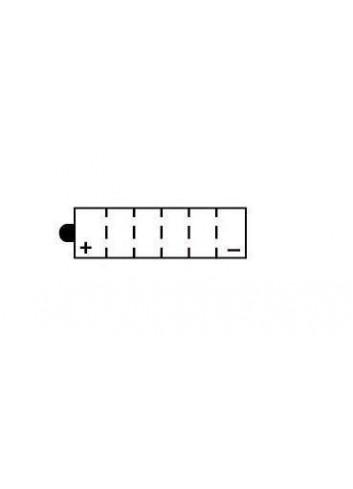 Batt Avec Entretien Yuasa Batterie 12N12A-4A-1 Conventionnelle Avec Entretien - Livree Sans Acide