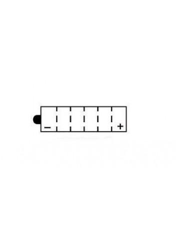 Batt Avec Entretien Yuasa Batterie 12C16A-3B Conventionnelle Avec Entretien - Livree Sans Acide - 51913