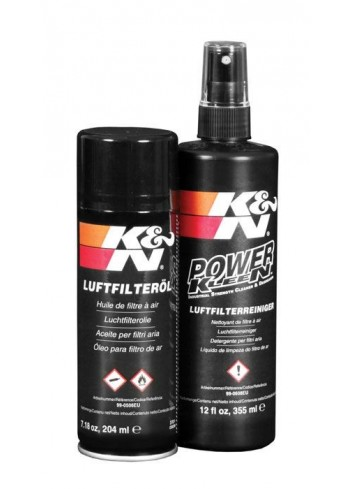 Kit Nettoyage Filtre K+N...