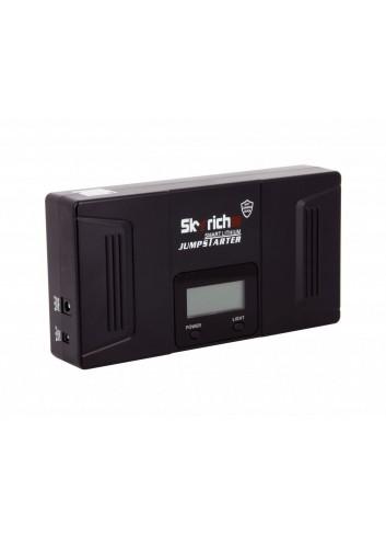 Chargeur Batterie Skyrich Booster de Batterie Lithium Skyrich Moto Demarrage : 200A + Chargeur USB