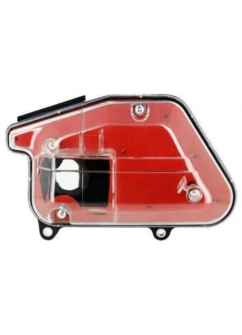 Boitier Filtre à Air pour Scooter Sifam Boitier de Filtre a Air Transparent Booster/Bw-s Manchon 34 mm