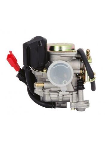 Pièces pour Carburation GY6 Kyoto Carburateur Racing GY6 50 O19 pour Moteurs 139QMA/QMB Et Kymco 50cc 4T