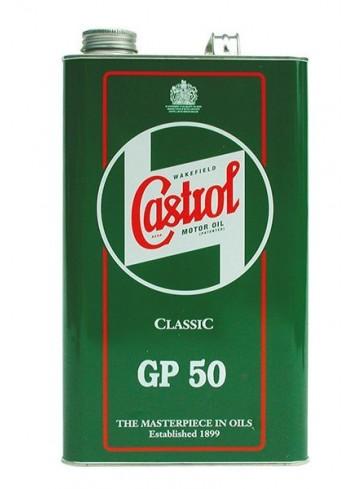 Minérale 4T Castrol Huile 4T GP50 CLASSIC 1L - Minerale