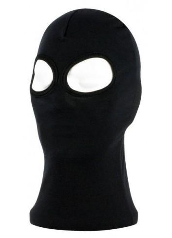 Des Cagoules S-Line Cagoule Noire 2 yeux Taille Unique 100% Polyester - Soft touch