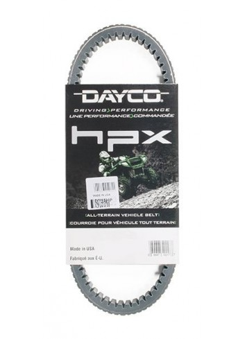 Quad Dayco Courroie HPX 961 x 34