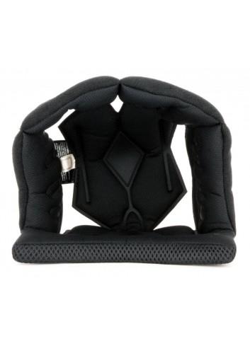 Accessoire Casque S-Line Interieur Noir pour Casque Enduro S601 - Taille XS