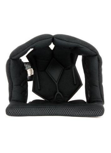 Accessoire Casque S-Line Interieur Noir pour Casque Enduro S601 - Taille S