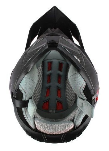 Cross S-Line Casque Cross Carbone S810 - Taille XXL