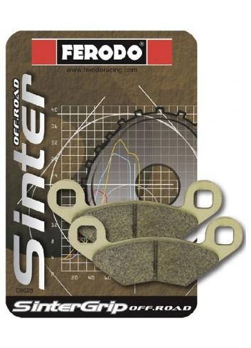 Off Road Ferodo Plaquette de frein Metal Fritte Sinter Grip Off Road