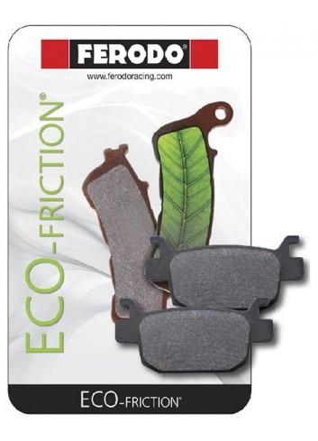 Standard Route Ferodo Des plaquettes de frein Organique Eco-Friction Route