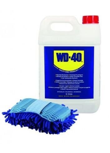 Divers Wd40 Eponge + WD-40 5 Litres - Eponge + Spray49500