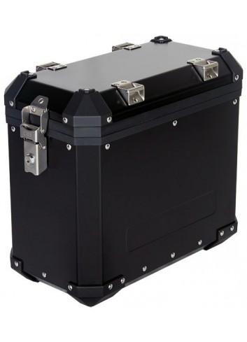 38 Litres S-Line Valise Laterale Enduro 38L Dim: 45x24x39cm + Kit fixation 6.2 Kg - Livree sans platine