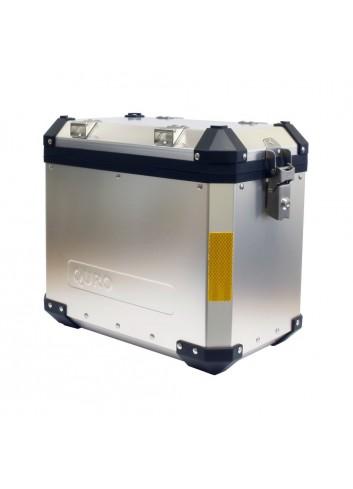 45 Litres S-Line Valise Laterale Enduro 45L Alu 45x27.5x40.5cm + fixation 6.6Kg - Livree sans pla