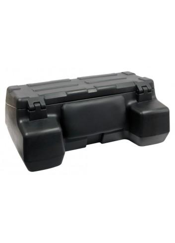 150 Litres S-Line Coffre Quad 150L Noir Mat 90x54.5x37cm 8.8Kg