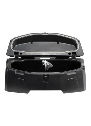 95 Litres S-Line Coffre Quad 95L Noir Mat 100x55x40cm 95L - 8.2 Kg