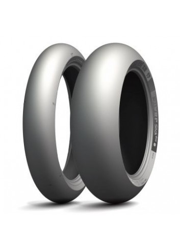 Slick Michelin Pneu Competition 190/55-17 75W TL AR POWER SLICK EVO