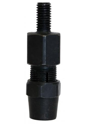 Adaptateur Retro Far Adaptateur de Retroviseur Tube 10mm vers Pas de 8/10mm
