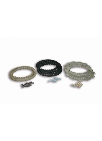 Garnis Lisses Ressorts Malossi Disques dEmbrayage - Garnis et Lisses + Ressorts - pour Embrayage Origine T-MAX