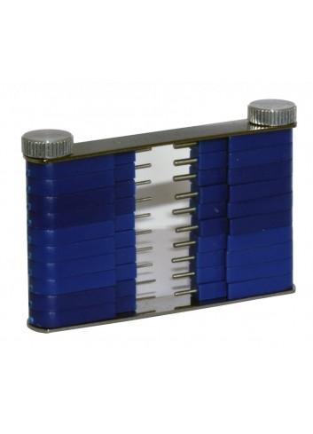Réglage Carburation  Outil pour Carburateurs A Nettoyage puits de gicleur 20 tailles de 0.45mm a 1.5mm