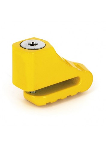 Protection Antivol Bloque Disque Star Lock Antivol Bloque Disque Scooter O5mm - Housse Fournie Jaune