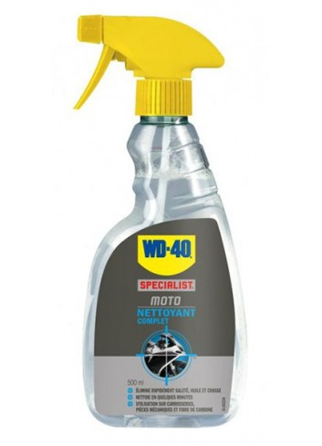 Liquide Wd40 Nettoyant Moto Complet WD-40 500ml