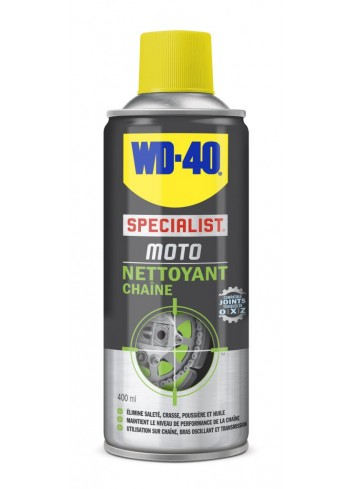 Nettoyant Chaine Aérosol Wd40 Nettoyant Chaine 400mL