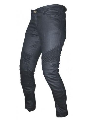 Jean Avec Coques de Protection S-Line VENICE LADY Jean Renforce - Anthracite - Taille 38 EUR