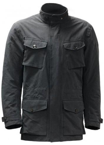 Route S-Line Veste Textile BUSINESS CLASS Homme - Noire - Taille XL