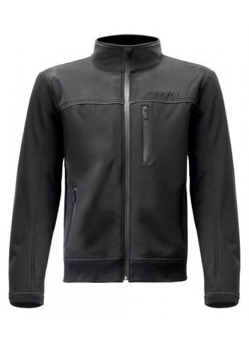 Standard S-Line Blouson Sportswear Moto DESIGN - Softshell Noir - Taille L