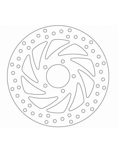 Standard Ferodo Disque de Frein Aprilia