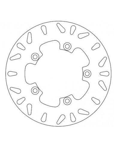 Standard Ferodo Disque de Frein Aprilia O220x120x102.2 NbTrou5xO8.6 Ep4
