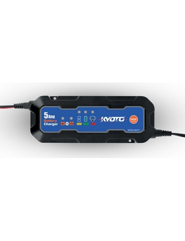 Chargeur Batterie Kyoto Chargeur Batterie Moto + Scoot