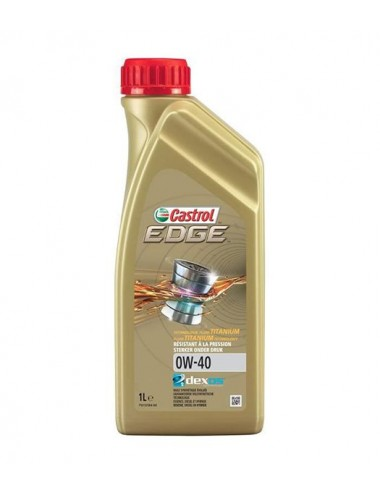 Boite Castrol Huile de Boite EDGE 0W-40 1L