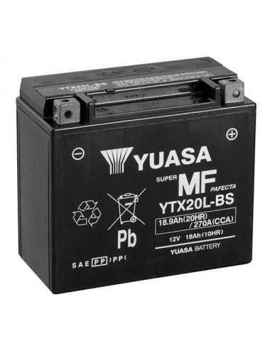 Batterie  Ytx20l-bs SLA AGM...
