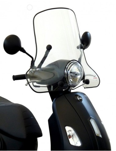 Haut Avec Bord Fabbri Parebrise Honda TOP ALTO Fiddle 50/125 2020